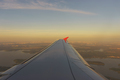 aerial view from the window of a passenger airliner  - PhotoDune Item for Sale