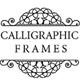 Calligraphic Frame Design - GraphicRiver Item for Sale