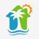 Beach Home - GraphicRiver Item for Sale
