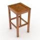 Bar Chair - 3DOcean Item for Sale