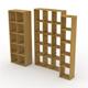Book Rack - 3DOcean Item for Sale