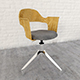 FJALLBERGET Chair - 3DOcean Item for Sale