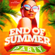 End Of Summer Party Flyer Template - GraphicRiver Item for Sale