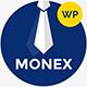 Monex - Money Exchange & Finance Business WordPress Theme - ThemeForest Item for Sale