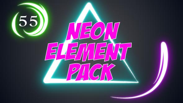 Neon Element Pack
