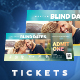 Event Tickets Template 24 - GraphicRiver Item for Sale