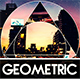 Geometric Distortion Photoshop Photo Template - GraphicRiver Item for Sale