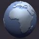 3D Globe - 3DOcean Item for Sale