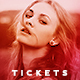 Event Tickets Template 25 - GraphicRiver Item for Sale