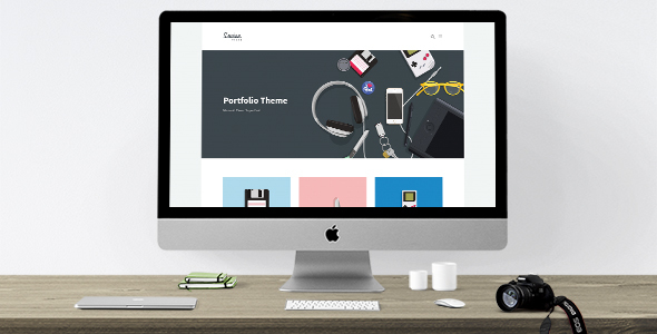 Louisa - WordPress Portfolio Theme
