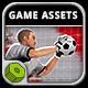 Goalkeeper Challenge - Game Assets - GraphicRiver Item for Sale