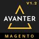 Avanter -  Premium Furniture Store Magento Theme - ThemeForest Item for Sale