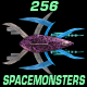256 Topdown Space Monster Sprites - GraphicRiver Item for Sale