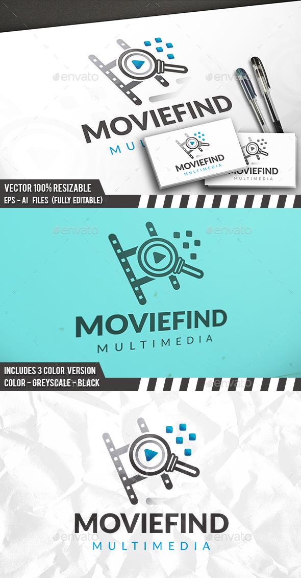 Video Finder Logo