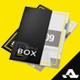 Promo BOX A4 Brochure - GraphicRiver Item for Sale