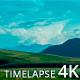 Sky over the Green Hills - VideoHive Item for Sale