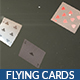 Flying Cards - VideoHive Item for Sale