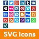 Social - Wordpress SVG Animated Icons - CodeCanyon Item for Sale
