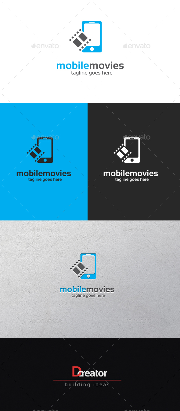 Mobile Movies Logo
