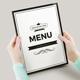 Food Menu Brochure-V396 - GraphicRiver Item for Sale