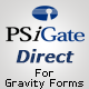 PSiGate Direct Payment Gateway for Gravity Forms - CodeCanyon Item for Sale