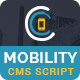 Mobility CMS Script - CodeCanyon Item for Sale