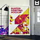 Poster Painting Interior Mock-up Vol. 2 - GraphicRiver Item for Sale
