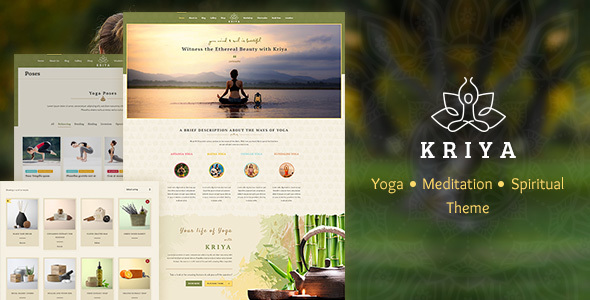 Kriya Yoga WordPress