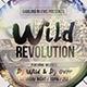 Wild Revolution Flyer - GraphicRiver Item for Sale