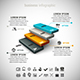 8 in 1 Infographics Bundle - GraphicRiver Item for Sale