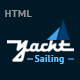 Yacht Sailing -  Marine Charter Booking - Selling template - ThemeForest Item for Sale