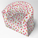 Children Fabric Armchair Mock-up - GraphicRiver Item for Sale