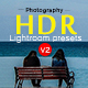 Photography HDR-(V.2) Lightroom presets - GraphicRiver Item for Sale