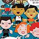 School Activities Flyer 2 Versions - GraphicRiver Item for Sale