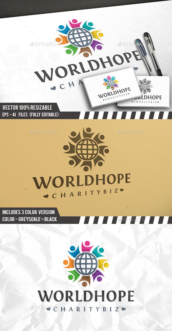 World Charity Logo