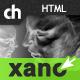 XANO Personal / Corporate Premium HTML Template - ThemeForest Item for Sale