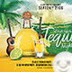 Flyer Tequila Night Party - GraphicRiver Item for Sale