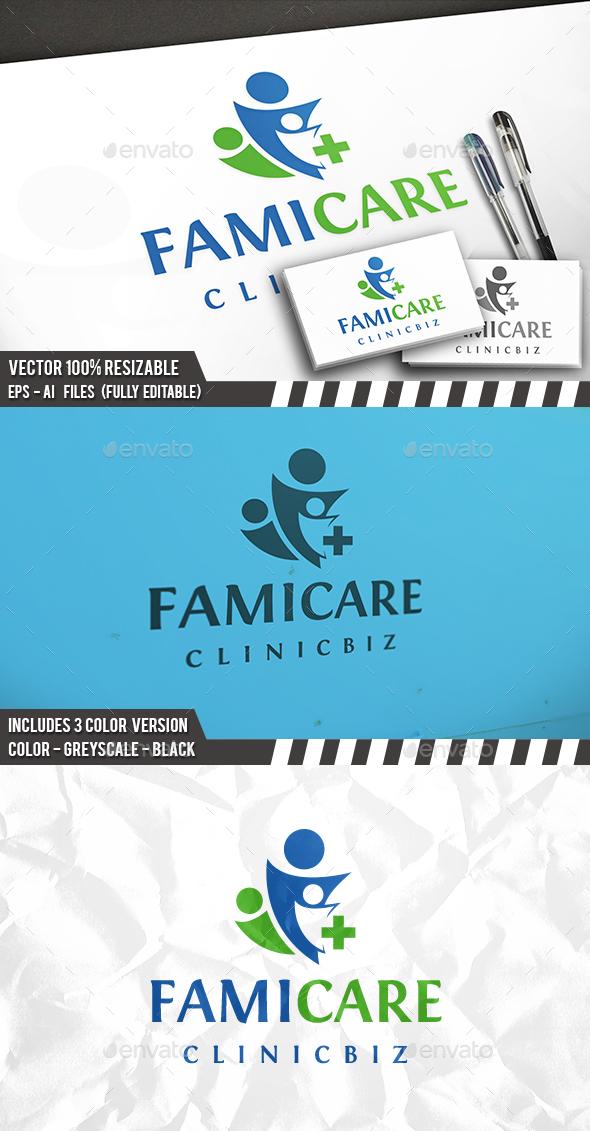 Family Clinic Logo
