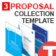 3 Collection Proposal Template Bundle - GraphicRiver Item for Sale