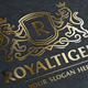 Royal Tigers Logo - GraphicRiver Item for Sale