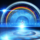 Zodiac Wheel with Astrology  Signs Virtualset      - VideoHive Item for Sale