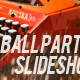 Ball Particles Slideshow  - VideoHive Item for Sale