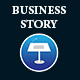 Business Story Keynote Presentation Template - GraphicRiver Item for Sale