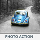 Color Isolation Background Photo Action - GraphicRiver Item for Sale