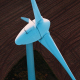 Close Up Wind Turbine - VideoHive Item for Sale