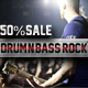 Drumstep and Rock Pack