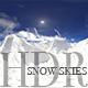 HDR Snow Skies - 3DOcean Item for Sale