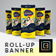 Photography - Roll-Up Banner 2 - GraphicRiver Item for Sale