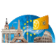 Europe Mobile Roaming - GraphicRiver Item for Sale