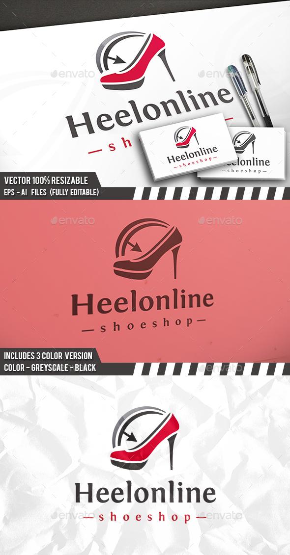 Online Shoes Logo